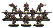 Mercenary Steelhead Riflemen (10)
